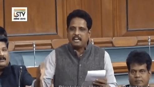 சு.வெங்கடேசன் எம்.பி