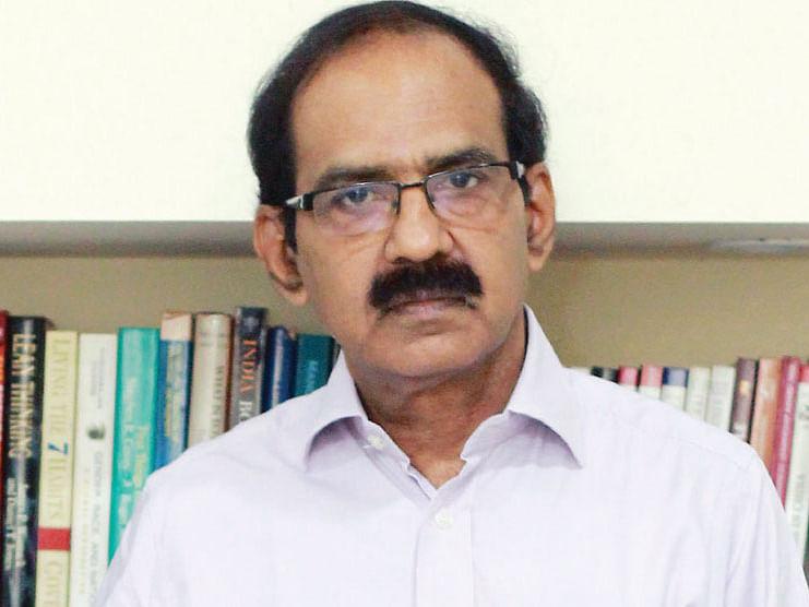 சி.ஐ.ஐ தலைவர் சந்திரமோகன்