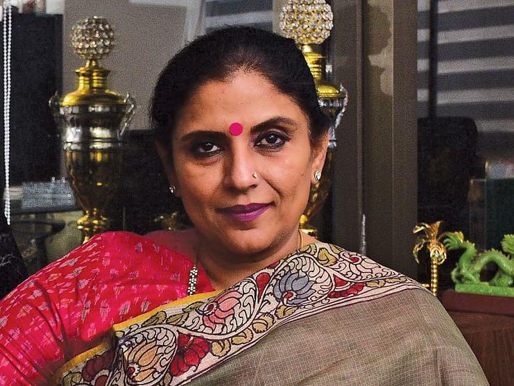 80'ஸ் எவர்கிரீன் நாயகிகள் - 25 - என் பெயர் இல்லாமல் ரஜினி, கமல் சரித்திரத்தை எழுத முடியாது!