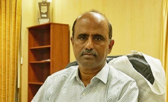 கடலூர் மாவட்ட ஆட்சியர் அன்புச் செல்வன்