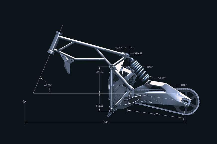 F77 Electric Bike