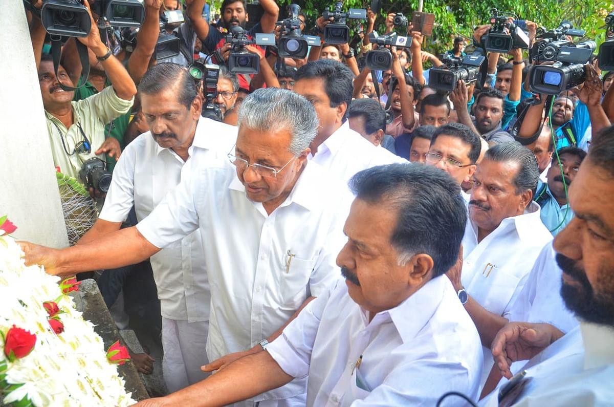குடியுஐமை சட்டத்திற்கு எதிராக பினராயி விஜயன் - ரமேஷ் சென்னிதலா