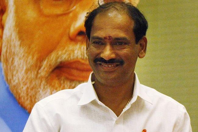 பா.ஜ.க நியமன எம்.எல்.ஏ சாமிநாதன்