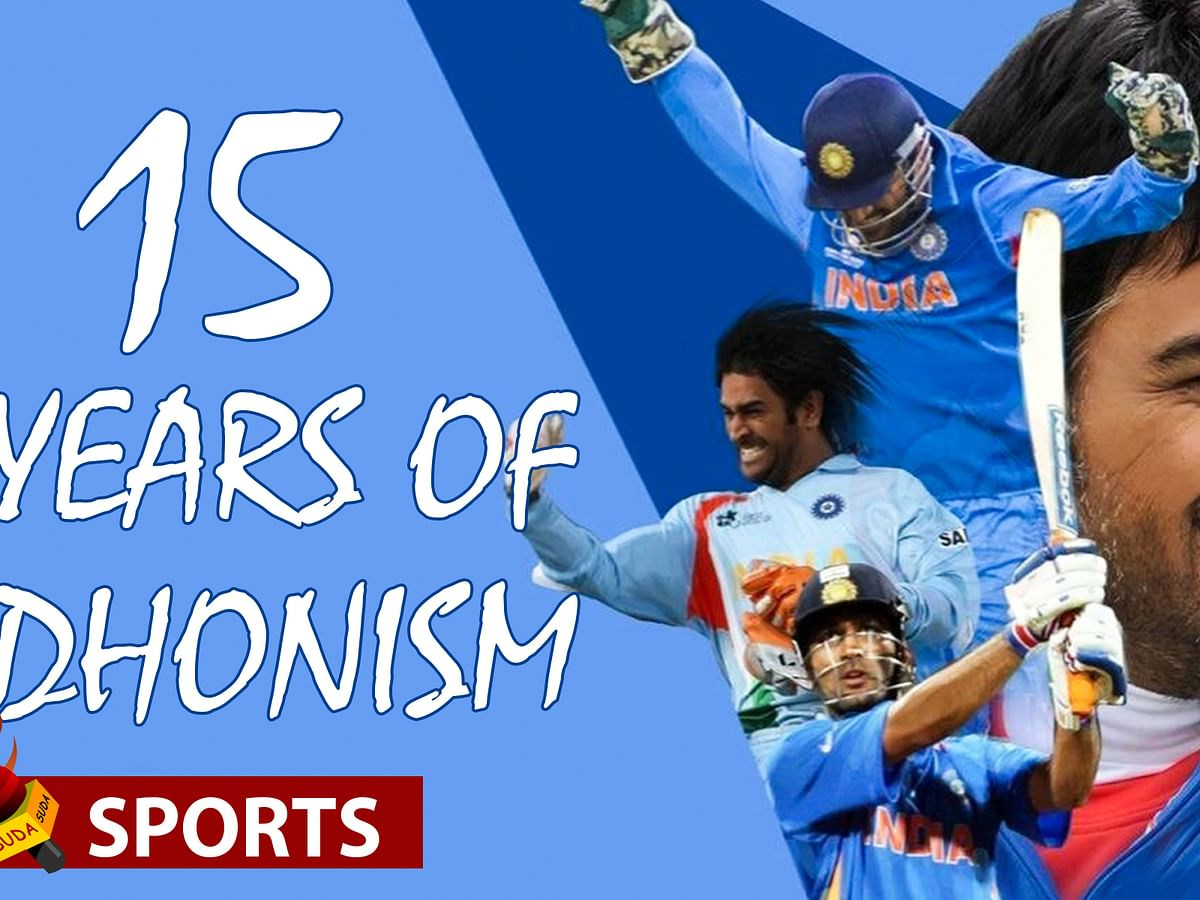 15 years of Dhonism!