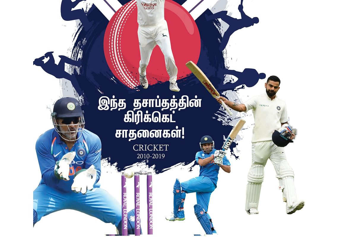 Cricket Stats Of this Decade