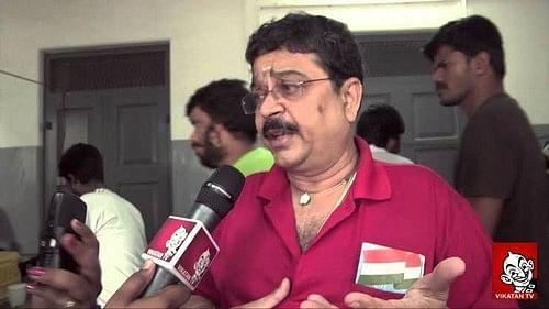 நடிகர் எஸ்.வி சேகர்