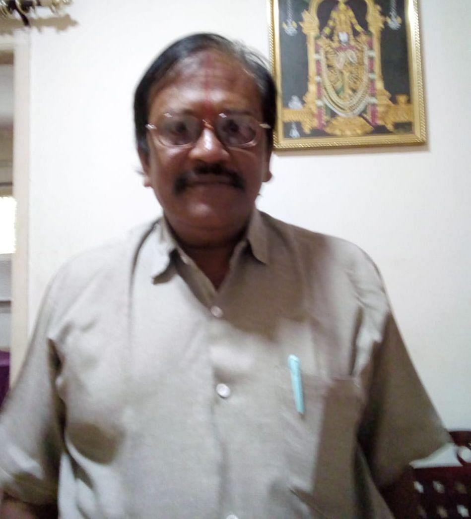 கம்ப்யூட்டர் சர்வீஸ் இன்ஜினீயர் ராமன்