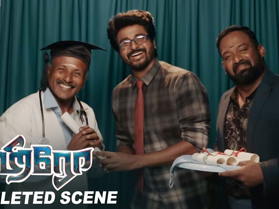 HERO Deleted Scenes Revealed by HERO Boys | Sivakarthikeyan | Arjun | PS Mithran
