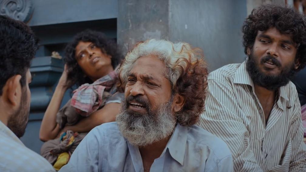 'பிச்சைக்காரன்' படத்தில் கோவிந்தமூர்த்தி