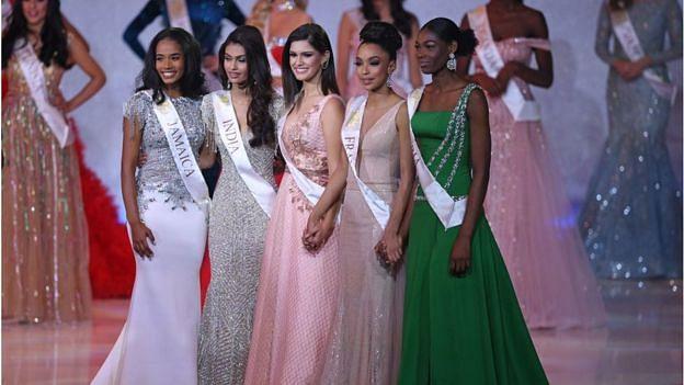 Miss World 2019 finalists