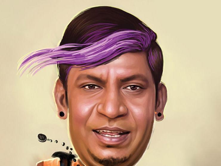 தெர்மகோல் வடிவேலு ராஜீ!