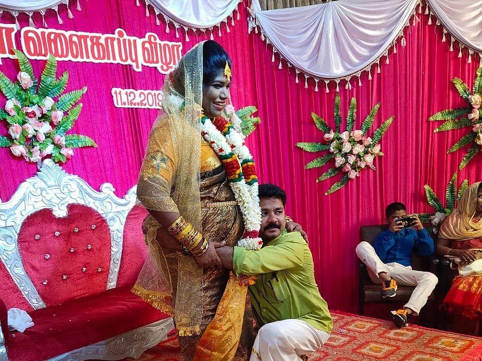 ``நிஷா மாதிரியே ஒரு தைரியமான பெண் குழந்தையை கடவுள் பரிசா கொடுத்திருக்கார்!'' - கணவர் ரியாஸ்