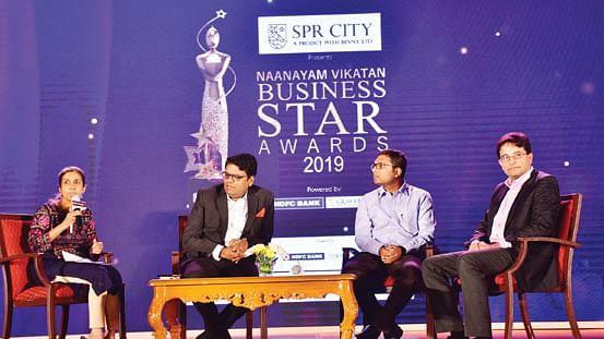 Naanayam Vikatan Business Star Awards