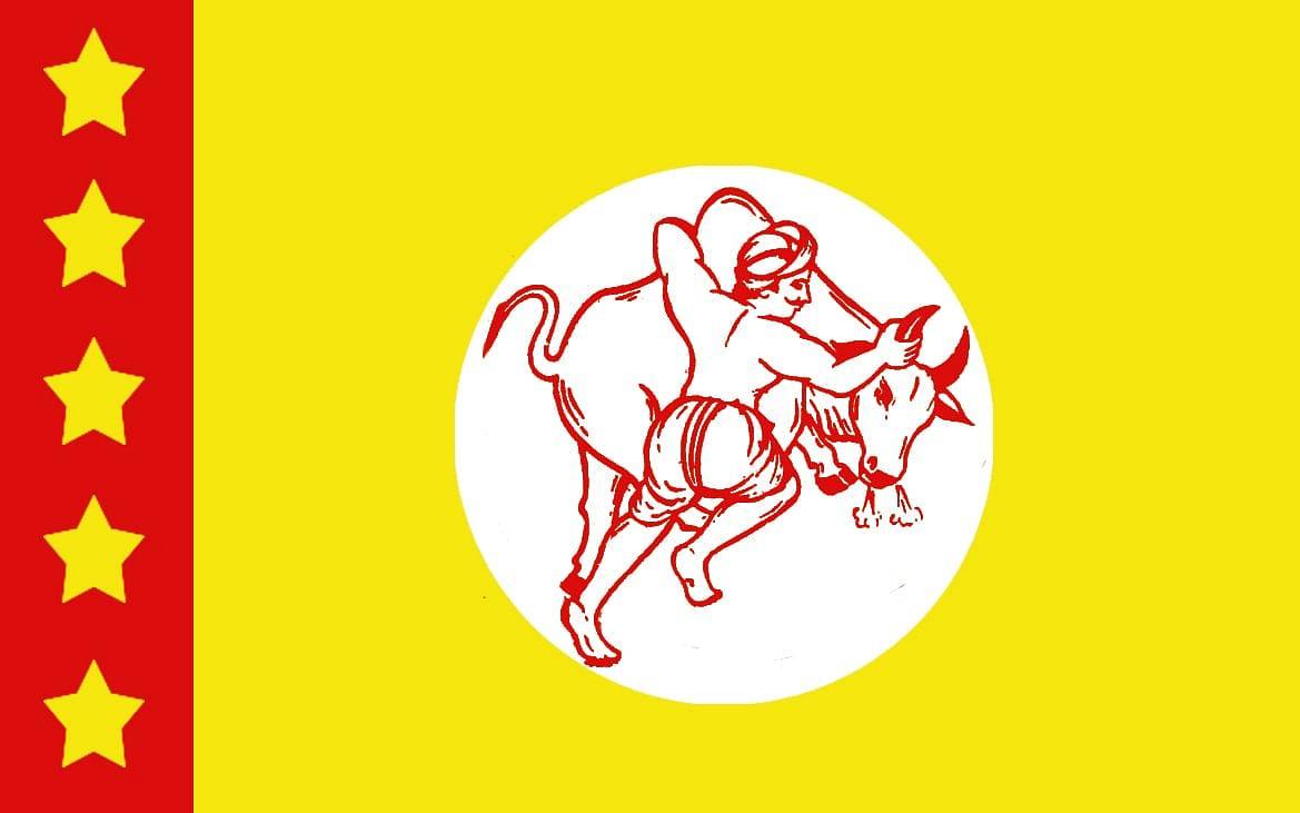 தமிழ்நாடு விடுதலைப் படை கொடி