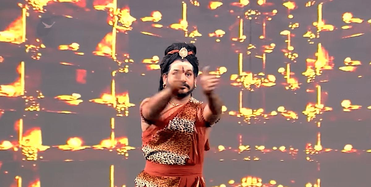 சிஜியில் அற்புதம் புரியும் நித்தி!