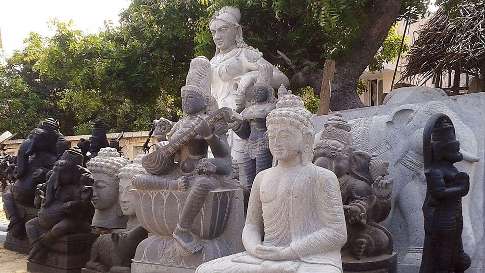 மாமல்லபுரம் - மரபுச் சிற்பங்கள்