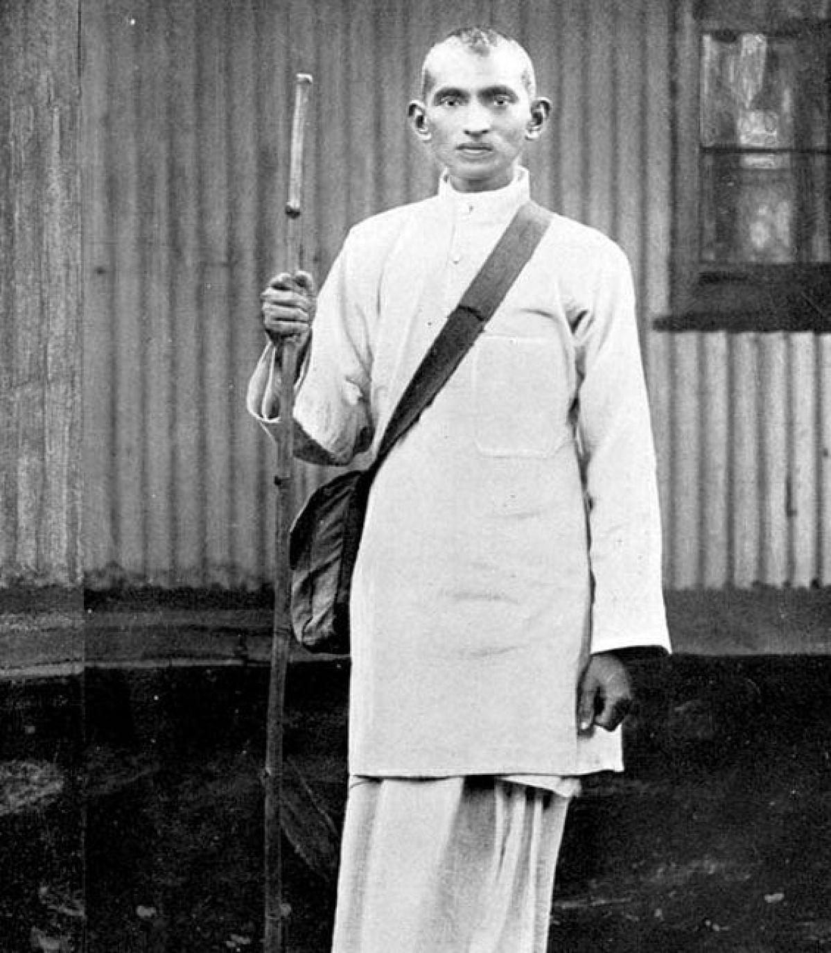 மகாத்மா காந்தி