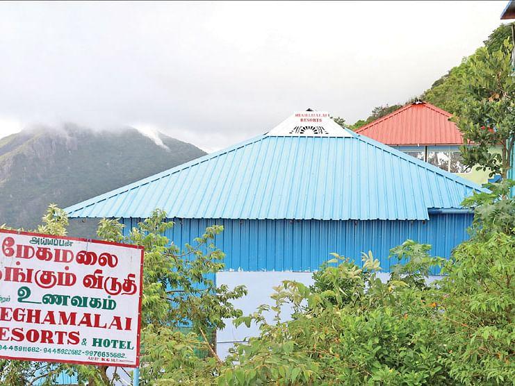 மேகமலை ரிசார்ட்... கைப்பற்ற நடக்கும் காய் நகர்த்தல்கள்!