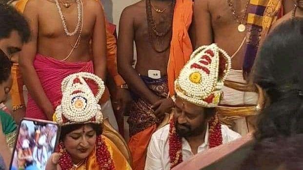 ரஜினி வீட்டில் யாகம்.