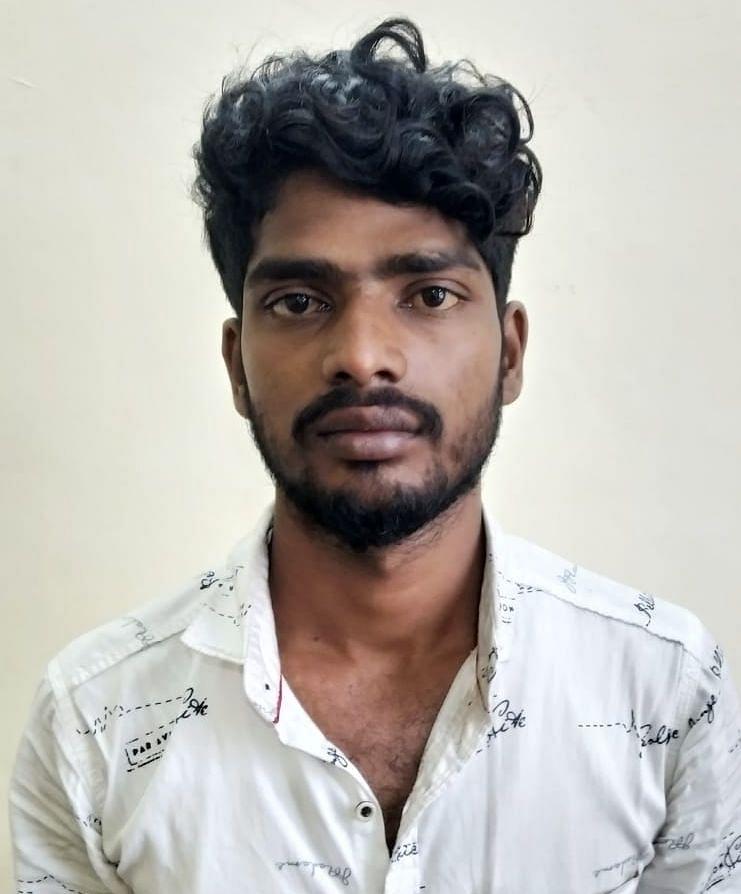 கைதான ராஜ்குமார்