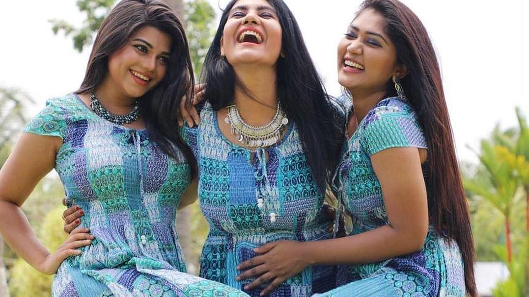 சுஜு வாசன், நிவிஷா, அனன்யா