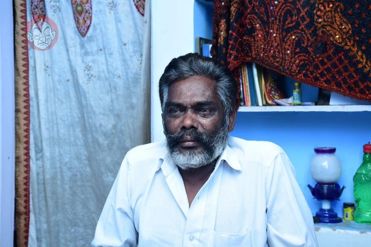 Rajkumars father