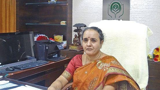 பத்மா ரகுநாதன்
