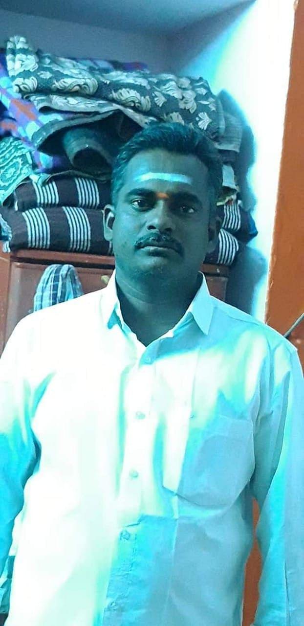 கொலை செய்யப்பட்ட விஜயரகு