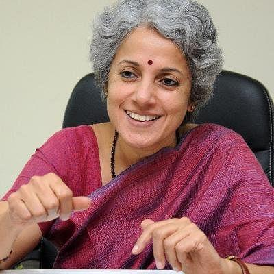 Dr.Sowmya Swaminathan