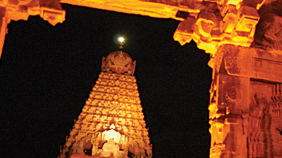 தஞ்சை பெரிய கோவில்