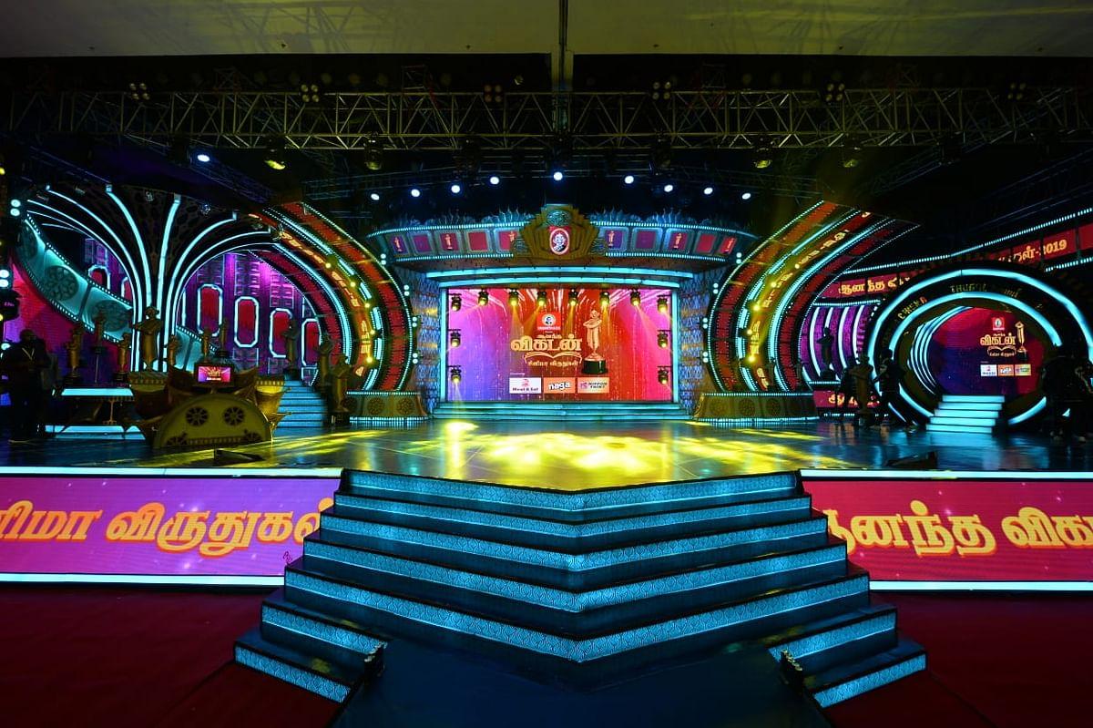 ஆனந்த விகடன் சினிமா விருதுகள் 2019
