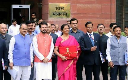 கார்ப்பரேட்களின் கடன் தள்ளுபடியை வெளிப்படையாக அறிவிக்க வேண்டும்! #Budget2020