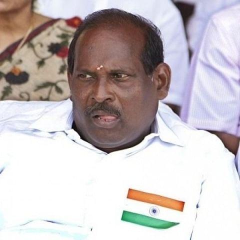 அமைச்சர் கந்தசாமி
