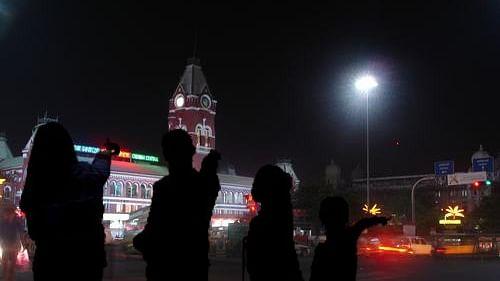சென்னை ரயில் நிலையம்