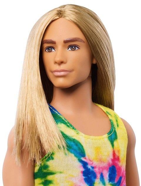 Ken with Long Hair