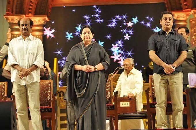 ரஜினி - ஜெயலலிதா- கமல்