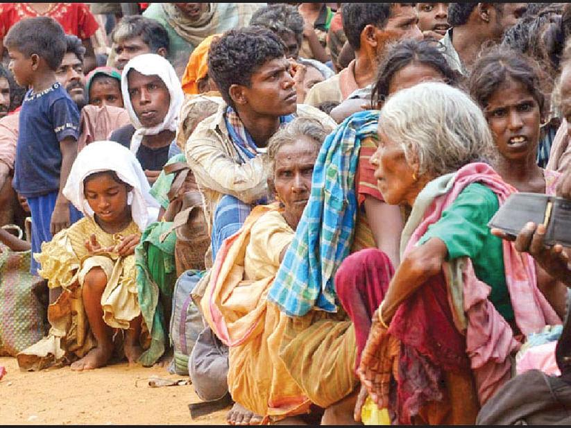 அகதிகள் முகாம்களில் 'சோஷியல் டிஸ்டன்சிங்' எந்த அளவுக்கு உள்ளது? #SpotVisit