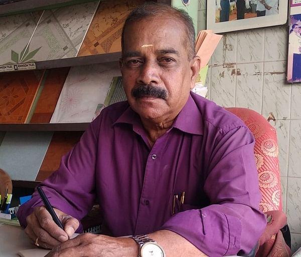 ரயில்வே ஆலோசனைக்குழு உறுப்பினர் ஸ்ரீராம்