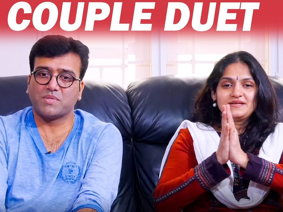 ``Ajith chose me over Shankar Mahadevan!'' - Tippu & Harini on All-Time Hit Songs