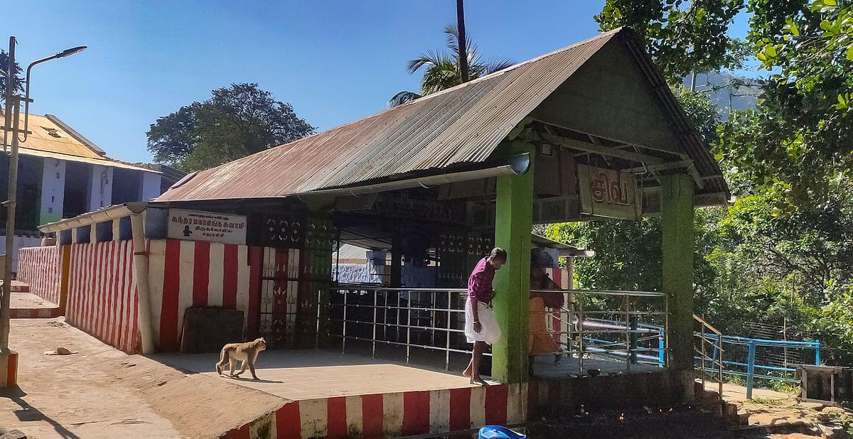 சுந்தர மகாலிங்கம் கோயில்