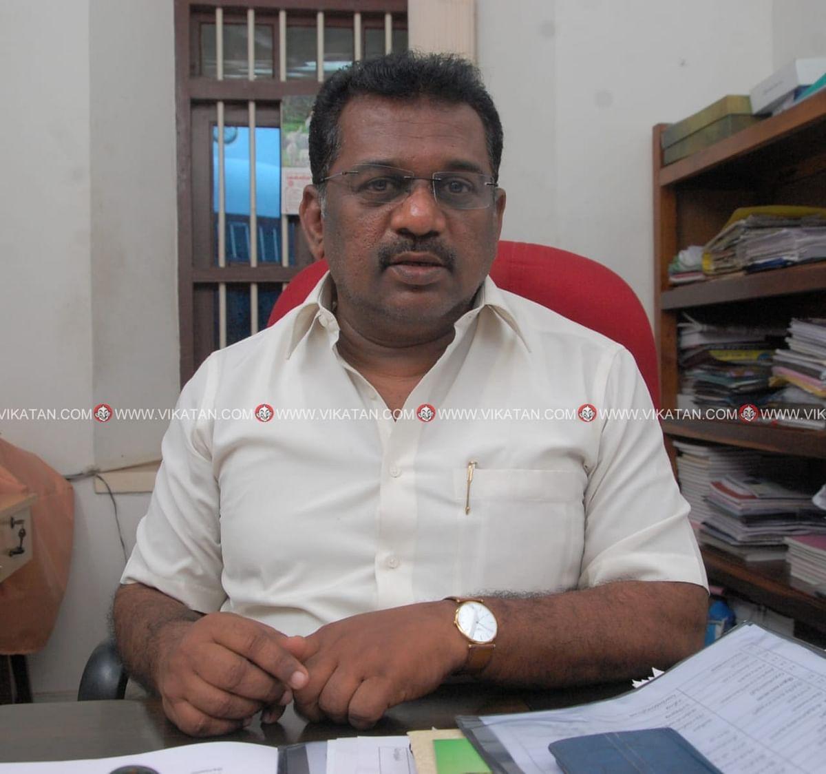 தி.மு.க. சுரேஷ்ராஜன்