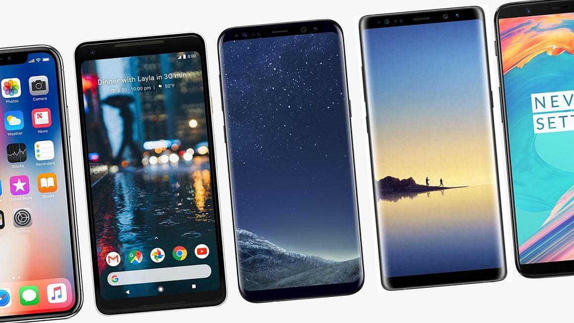 smart phones