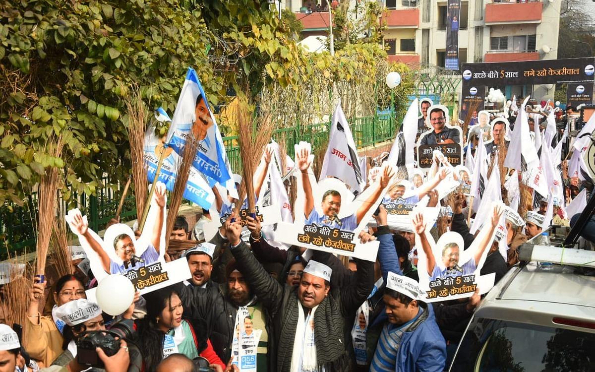 டெல்லியில் தேர்தல் நிறைவு- மீண்டும் ஆம் ஆத்மி ஆட்சி?  #NowAtVikatan