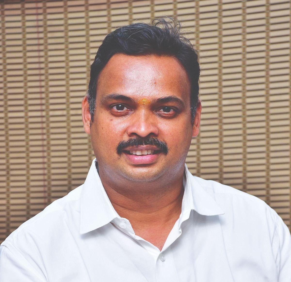 ஆடிட்டர் கோபால் கிருஷ்ணராஜு