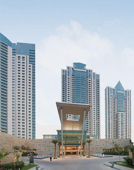 Beaumonde Towers - Mumbai