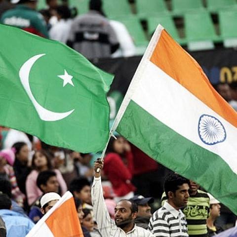 பாகிஸ்தான் - இந்தியா