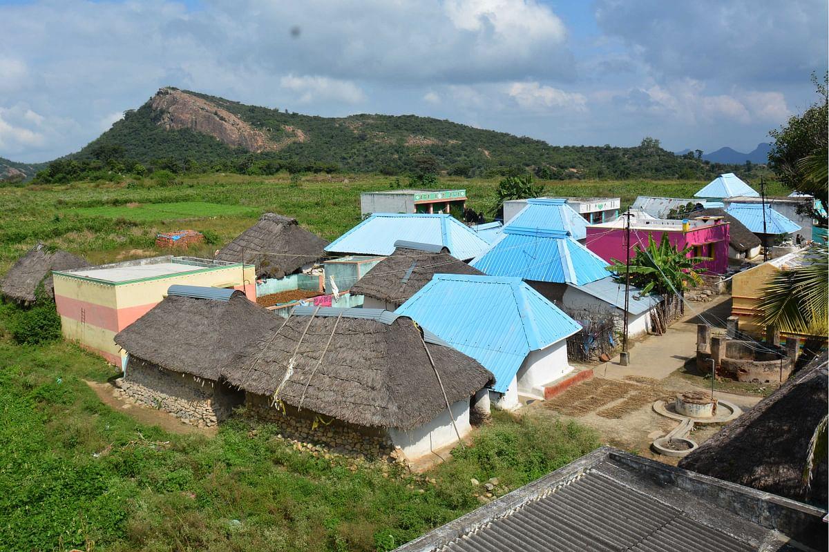 நெக்னாமலை கிராமம்