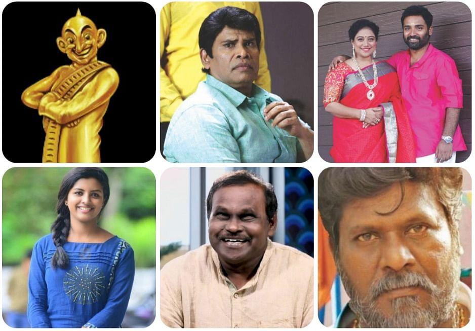 பிரமாண்ட மேடையில் ஆனந்த விகடன் சினிமா விருதுகள் 2019! #VikatanAwards