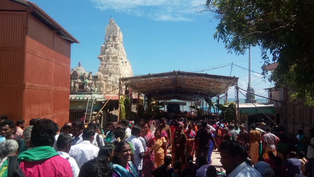 திருச்செந்தூர் கோயில்