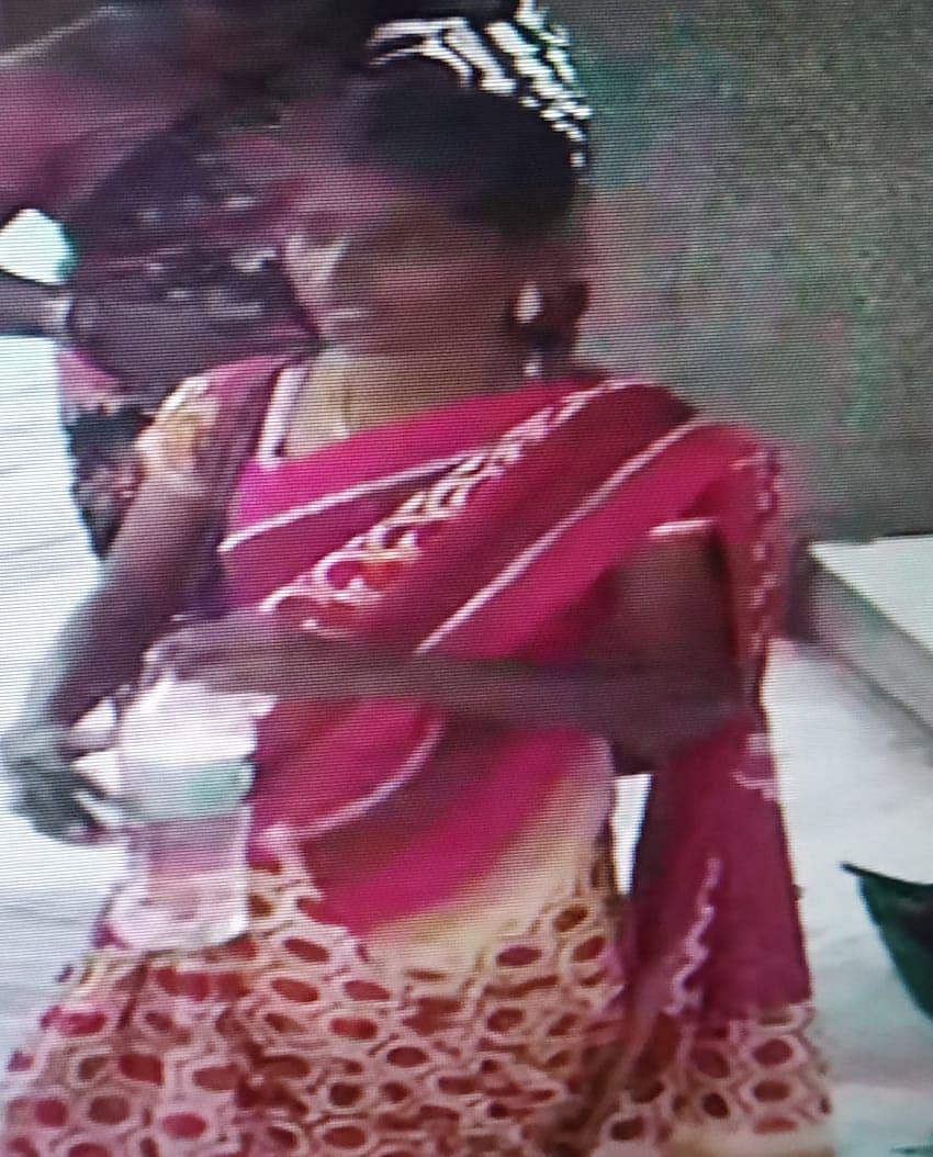சிசிடிவியில் சிக்கிய ரேவதி